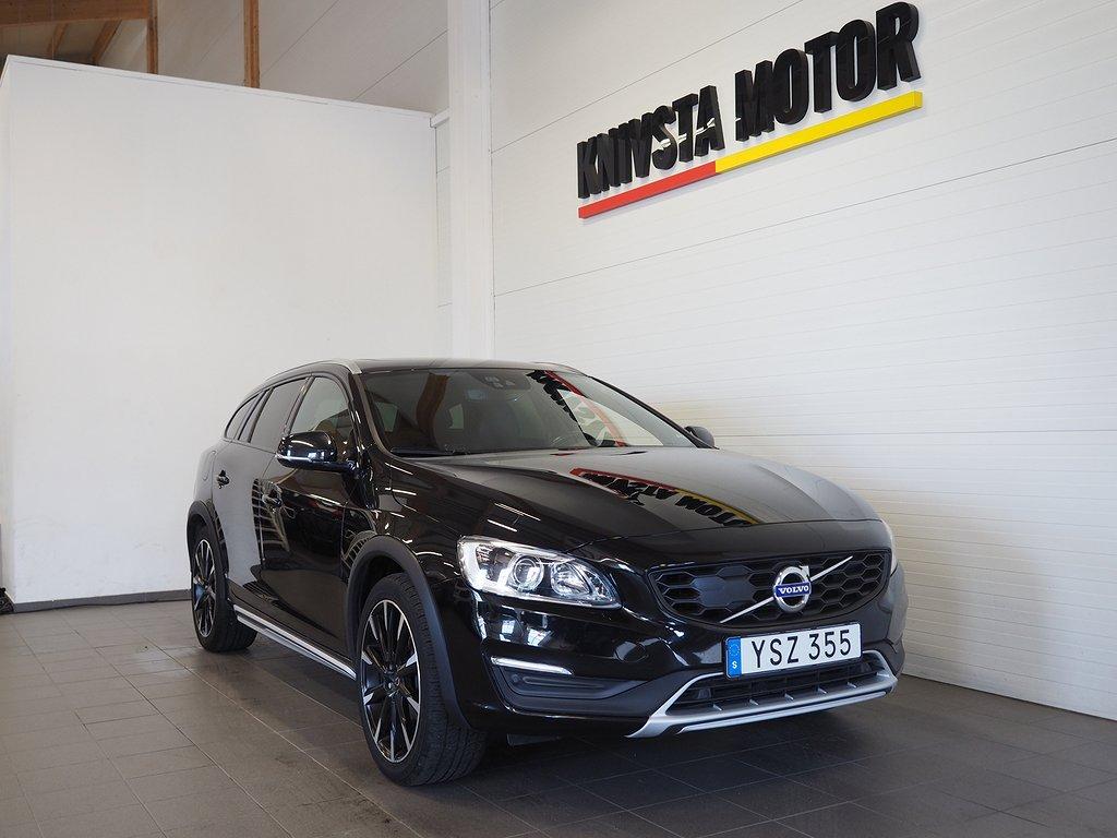 Volvo V60 Cross Country D4 AWD Summum Pro Tacklucka, D-värmare 2018