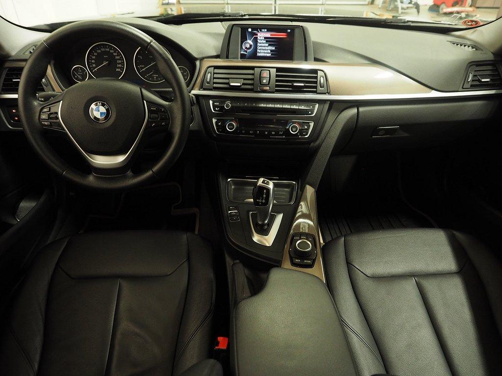BMW 320 d xDrive Touring Aut Modern Line (Helskinn) 2015