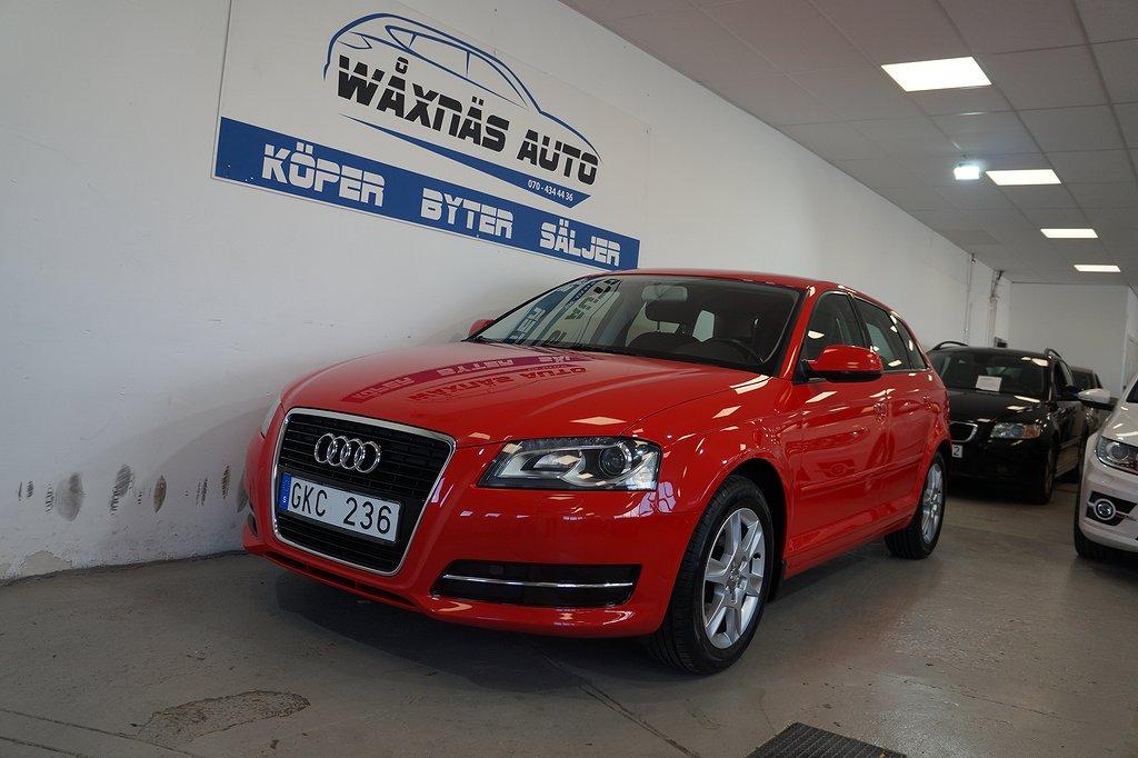 Audi A3 Sportback 1.6 102hk
