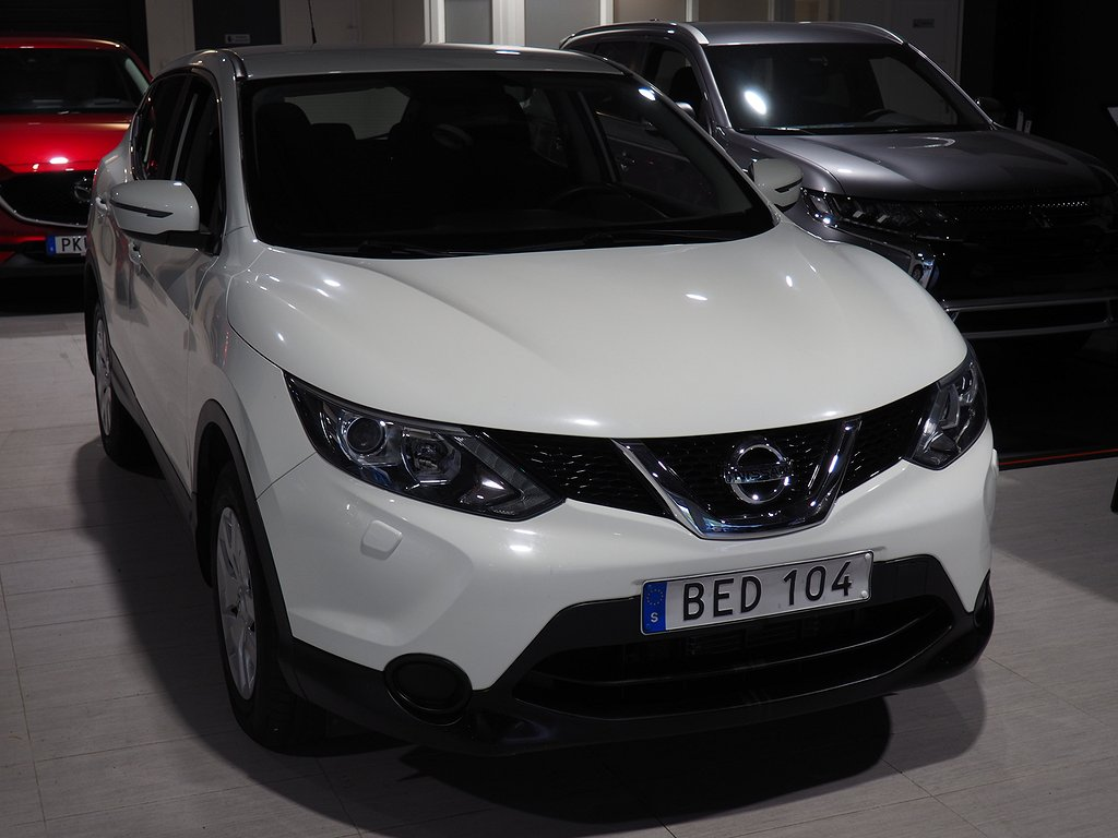 Nissan Qashqai DIG-T AUT 2016