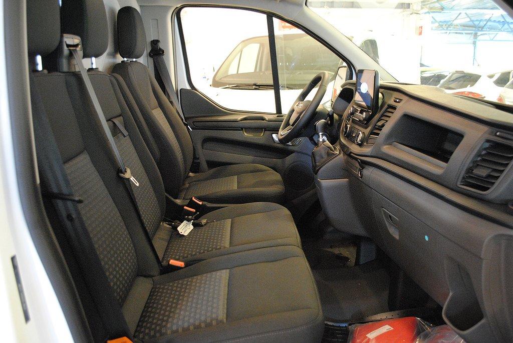 Ford Custom L2 2.0 EcoBlue 130hk Trend*Siktpaket Premium*