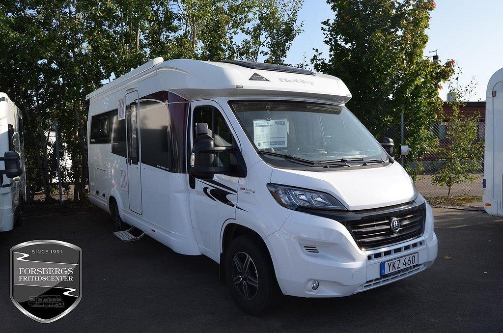 Hobby Optima Premium T 70 E / 150hk / Enkelsängar