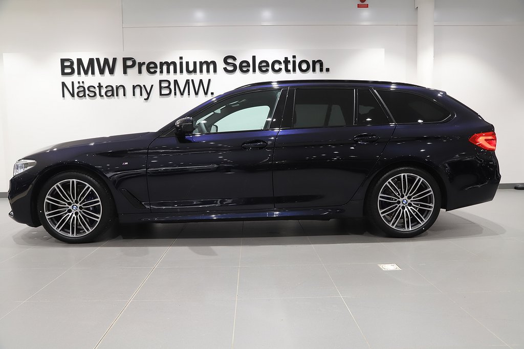 BMW 540 d xDrive Touring - Autowåx Bil AB