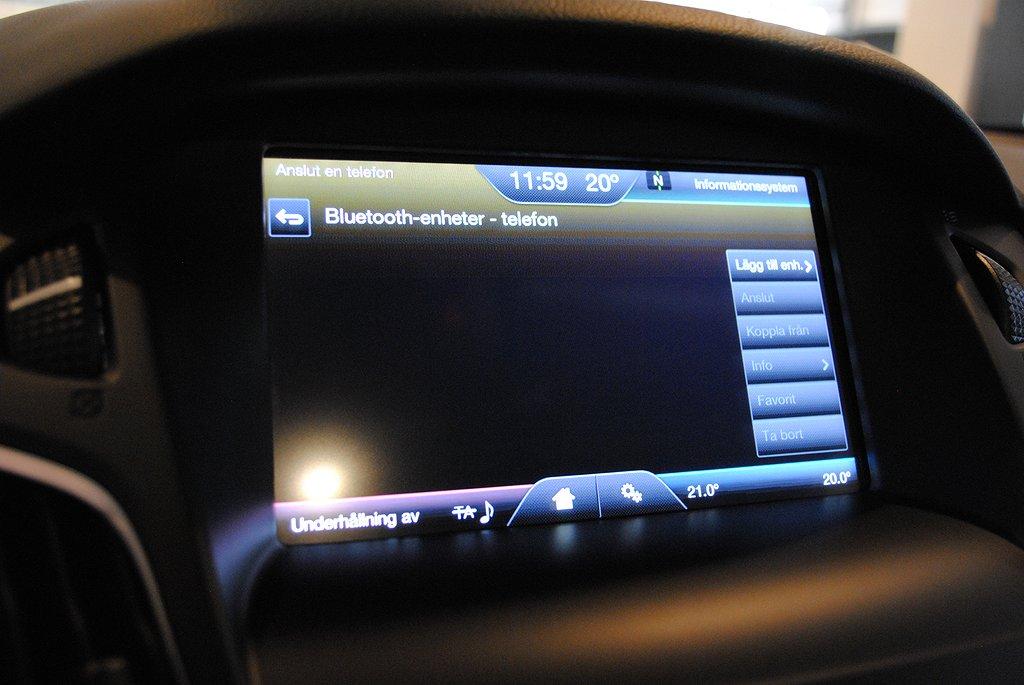 Ford Focus *2.95%ränta*1.0T EcoBoost 125hk Titanium