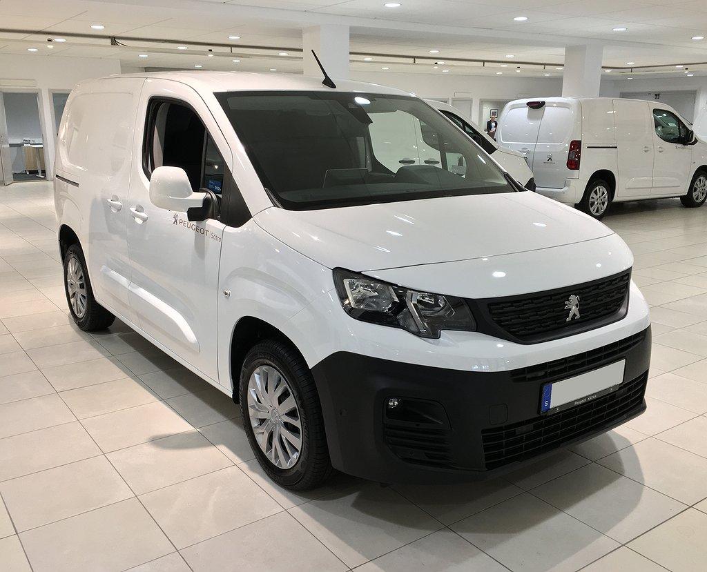 Peugeot Partner PRO+ L1 Aut 130 PureTech