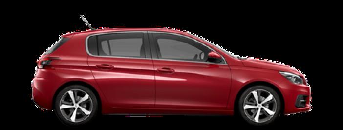 Modellbild av en Peugeot 308 5D