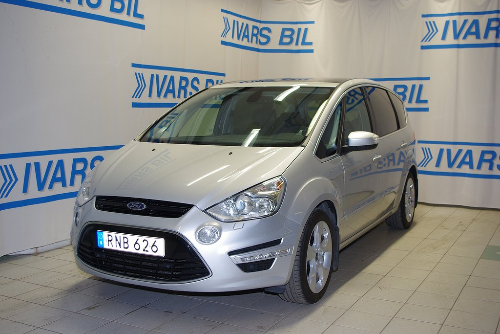 Ford S-Max 2.2 Business TDCI (200 Hk) Aut. 7-Sits