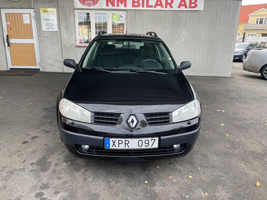 Renault Mégane Grandtour 1.6 112hk