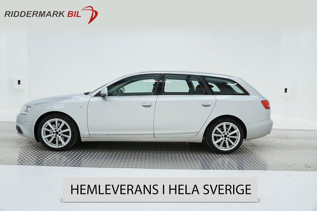 Audi A6 2.0 TDI Avant (170hk)