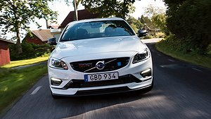 Volvo Polestar får mer kolfiber