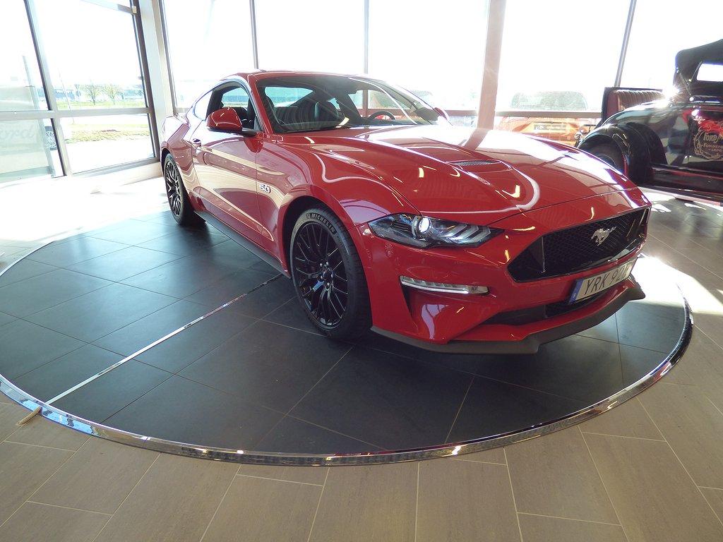 Ford Mustang GT 5.0 V8 Automat JULKLAPPs Tips!! 457hk