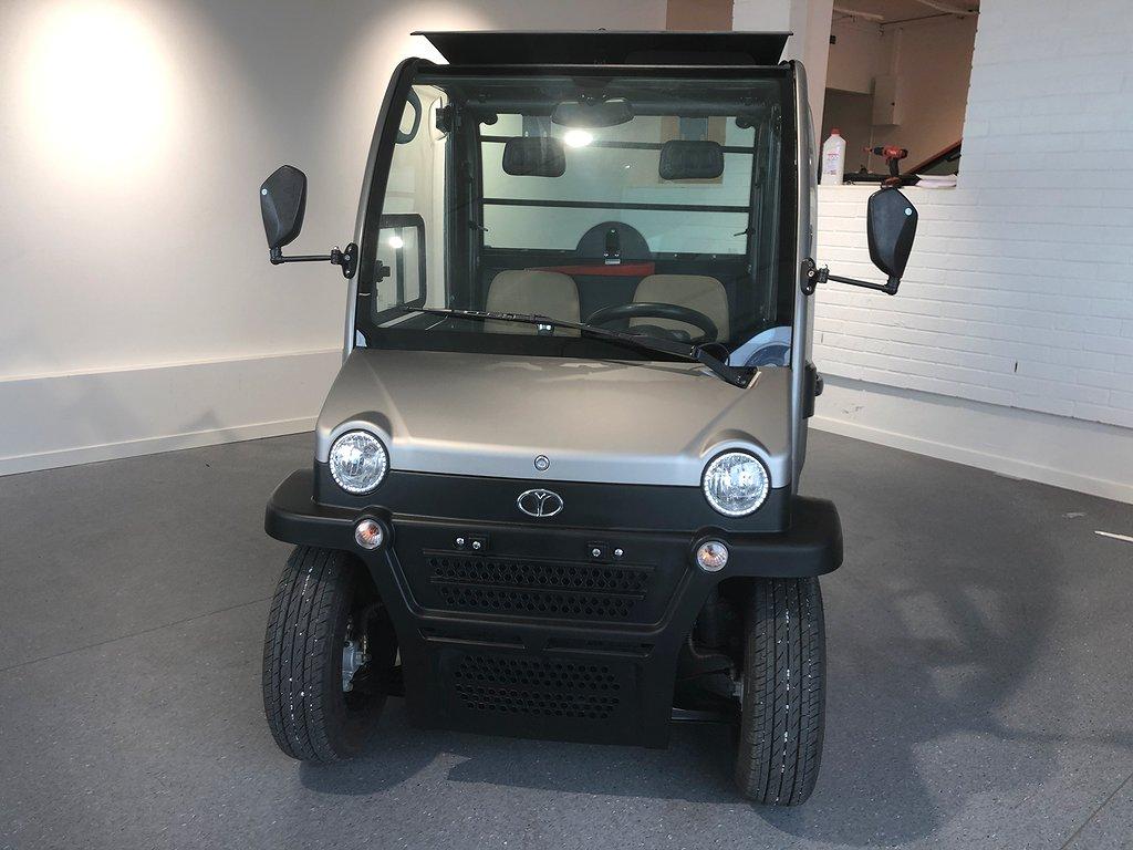 MEV ZIP / Eldriven MopedBIL / Klass 1 & 2