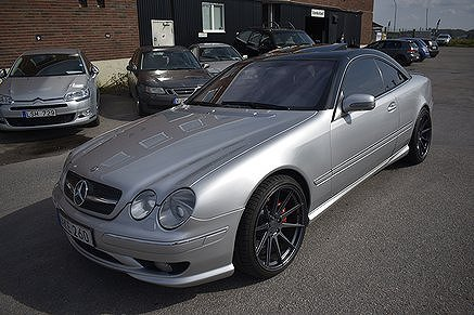 Mercedes-Benz CL 55 AMG / F1-LIMITED EDITION / BRABUS / NAVI