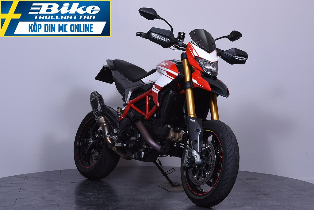 Ducati Hypermotard 939 SP ABS, Arrow + mm