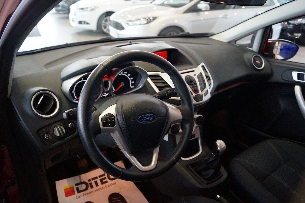 Ford Fiesta 1.4 TDCi 70hk Titanium 5dr