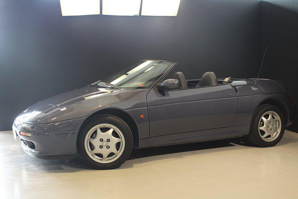 Lotus Elan Roadster Turbo 165hk / Svensksåld
