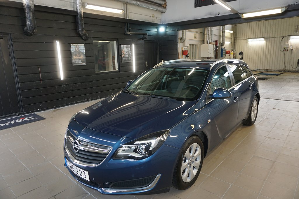 Opel Insignia Sports Tourer 2.0 CDTI 140hk