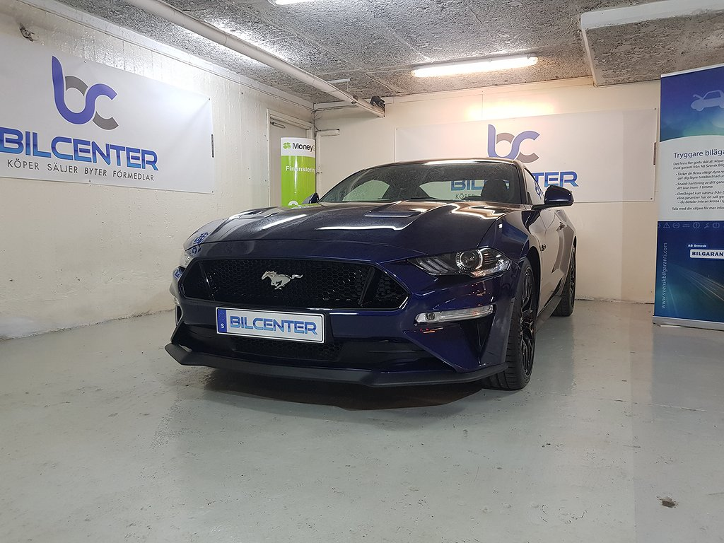 Ford Mustang GT 5.0 450HK Performance Package