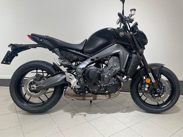 Yamaha MT-09 Finns i butiken. Omg. Lev. 5 Års garanti