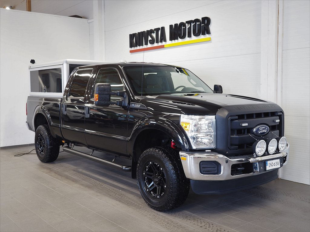 Ford F-350 SUPER DUTY 6.2L DRAG BACKKAMERA 4X4