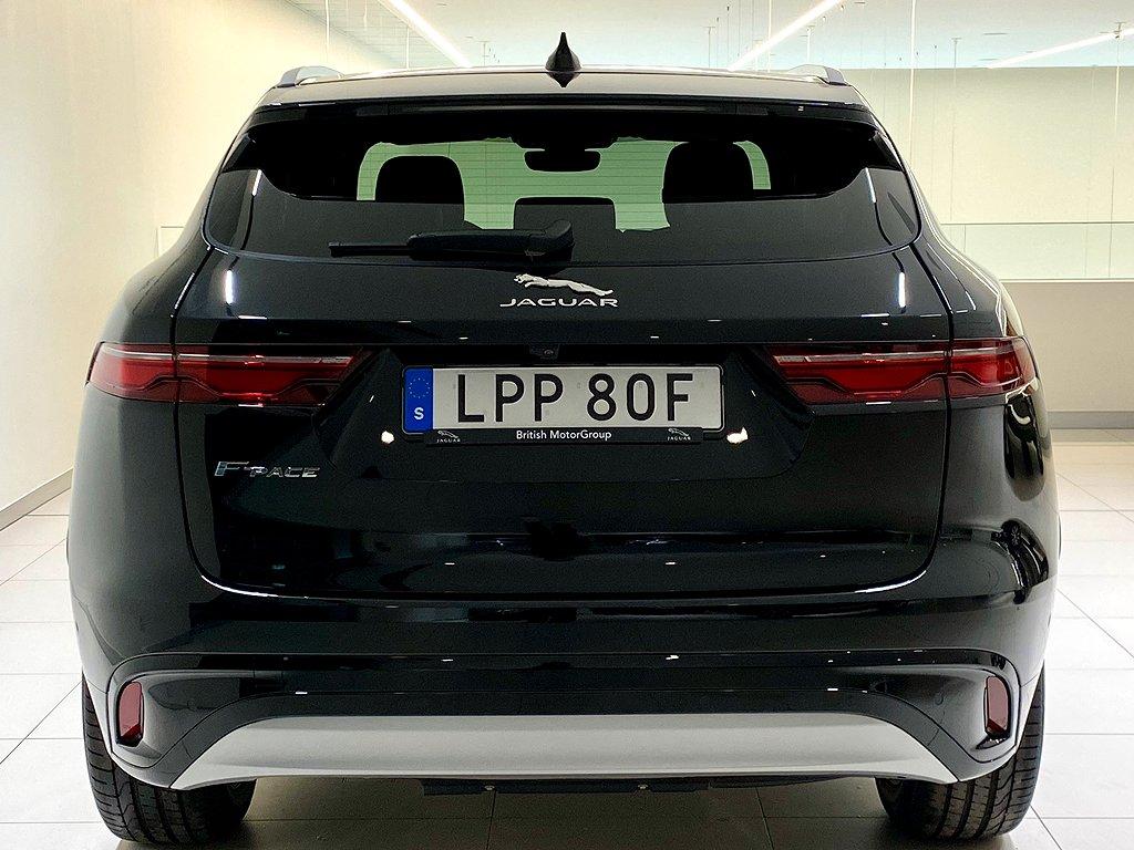 Jaguar F-Pace D200 AWD Signature S