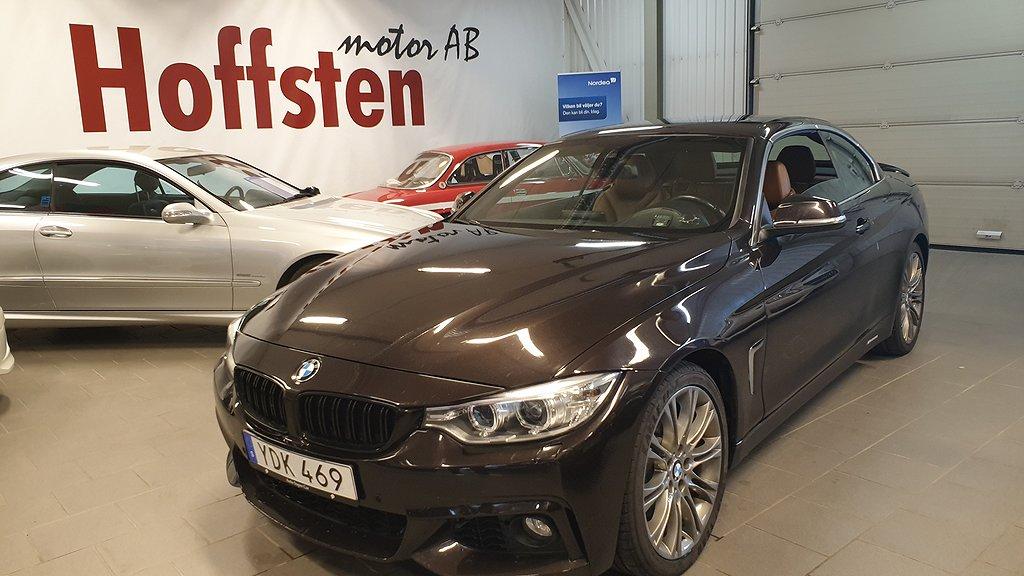 BMW 428 i xDrive M-Sport Navi 245hk